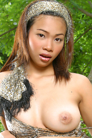 asian woman large breasted