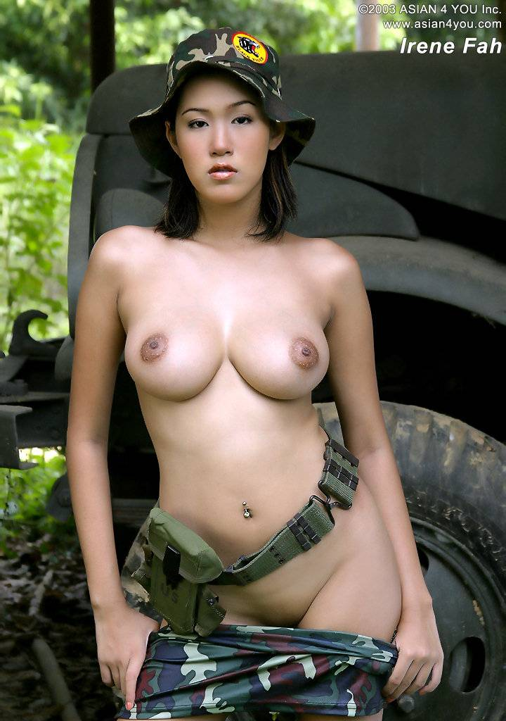 naked military girls