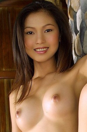 nude babe pretty asian