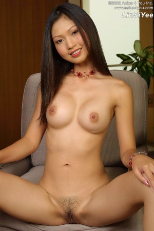 nude picture of pretty asian woman
